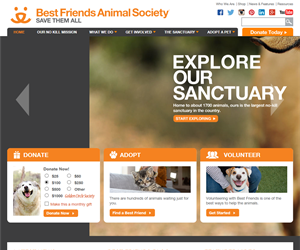 Thumbnail for Best Friends Animal Society