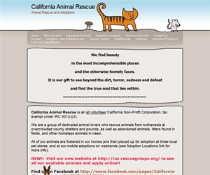 Thumbnail for California Animal Rescue